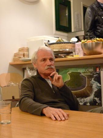 Rencontre avec Yann Arthus-Bertrand